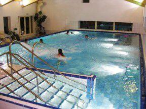Karlova studánka bazén