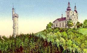 Rozhledna na Cvilíně - Krnov