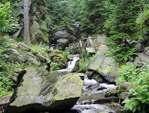 .1. Výšlap na Rešovské vodopády