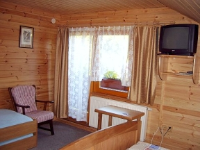 Pension Restaurace Grizzly - Vrbno pod Pradědem, Ludvíkov