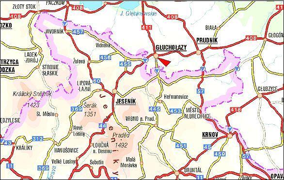 Zeleznicni Hranicni Prechod Mikulovice Glucholazy Transport